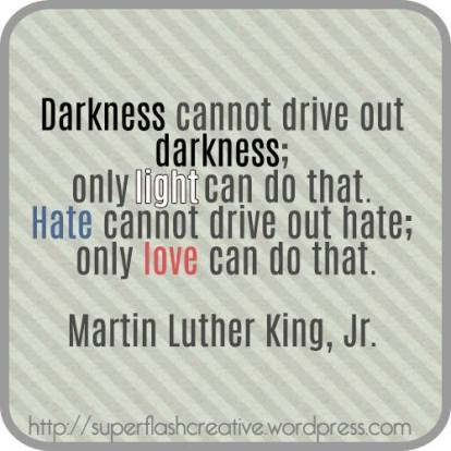 mlk quote @ Superflash Creative
